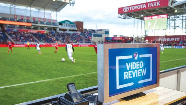 FIFA and PRO's Inside Video Review prohibits MLS to transmit VAR communications