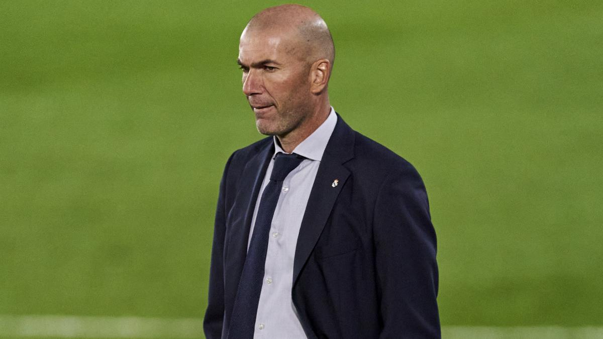 Zidane brings up Real Madrid milestone