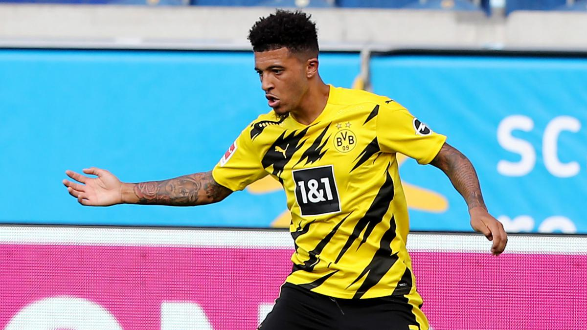 Dortmund CEO Watzke hints Man Utd 'misjudged' Sancho situation