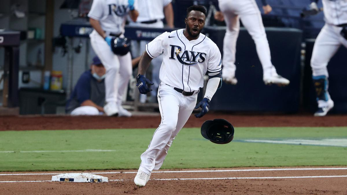 Rays vanquish Astros to reach MLB World Series, Dodgers force Game 7 in NLCS