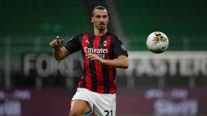 "Ibrahimovic responds to Lukaku: AC Milan ""never had a king, they have a GOD"""