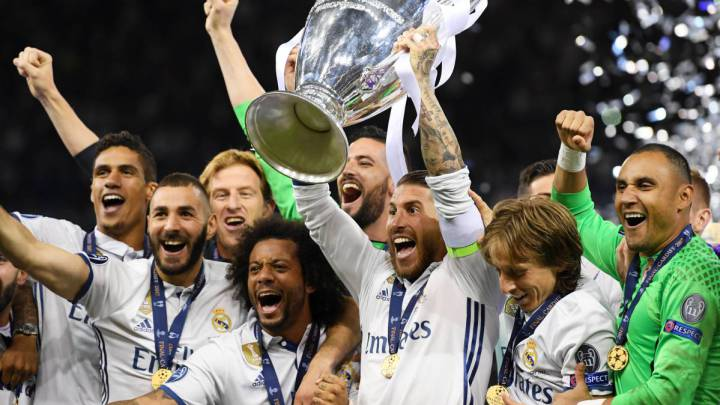 Real Madrid in Champions League: group, games, schedule, dates and opponents, prediction