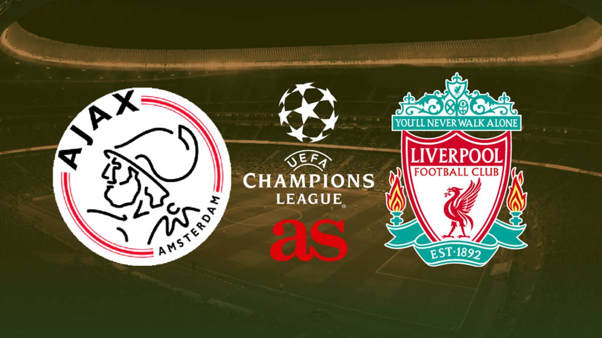 Ajax Vs Liverpool How And Where To Watch Times Tv Online As Com