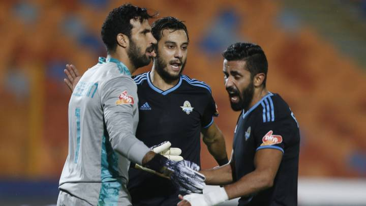 Pyramids of Egypt to face RS Berkane in Confederation Cup final