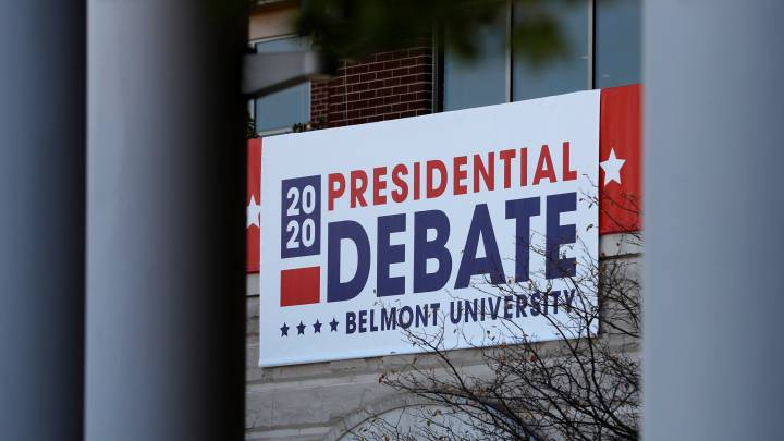 How long will the final Trump - Biden presidential debate last?