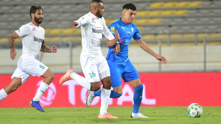 Raja Casablanca petition CAF to postpone Zamalek match