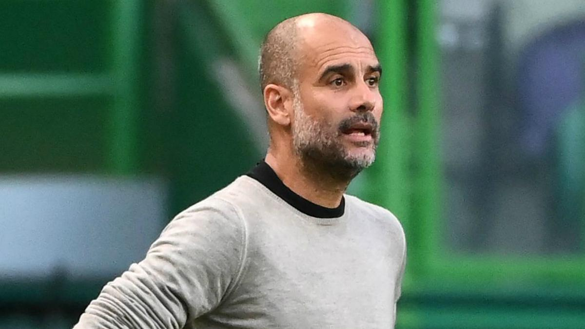 Guardiola admits Man City face battle to place themselves in Premier League title picture