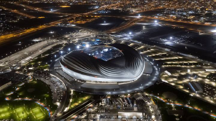 2022 World Cup Al-Janoub Stadium to host ACL final