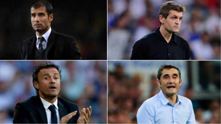 El Clásico: How previous Barça bosses fared facing Madrid first time