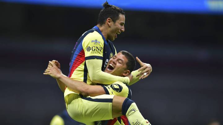 Club América secure second place after defeating Atlas