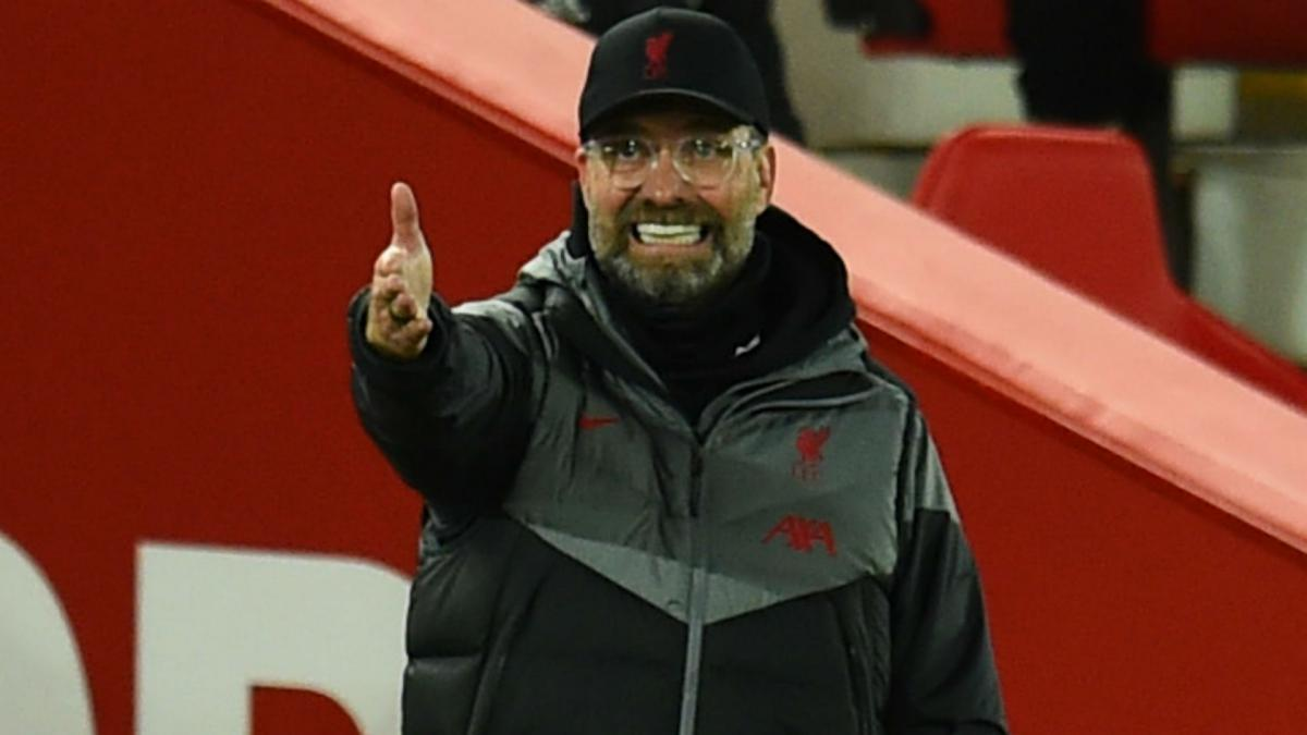 Liverpool spirit pleases Klopp: It's all about showing a reaction