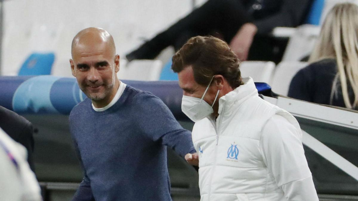 Villas-Boas: Marseille don't have the money for Guardiola, they have me