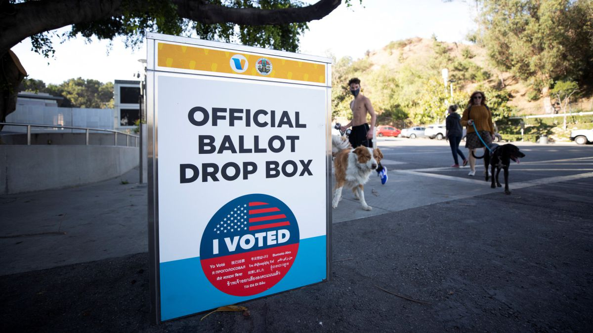 USA Election 2020: is it mandatory to vote and can I be fined?
