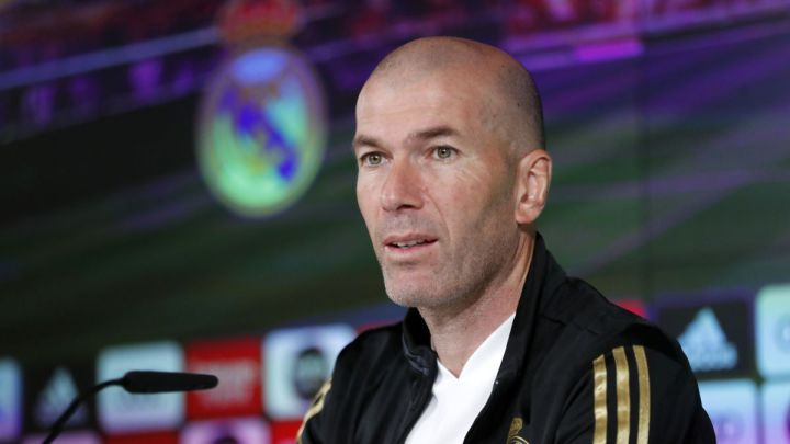"Zidane: ""There is no problem between Benzema and Vinicius"""