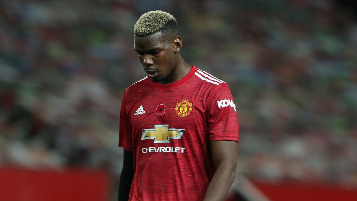Pogba accepts responsibility for United defeat with 'stupid mistake'