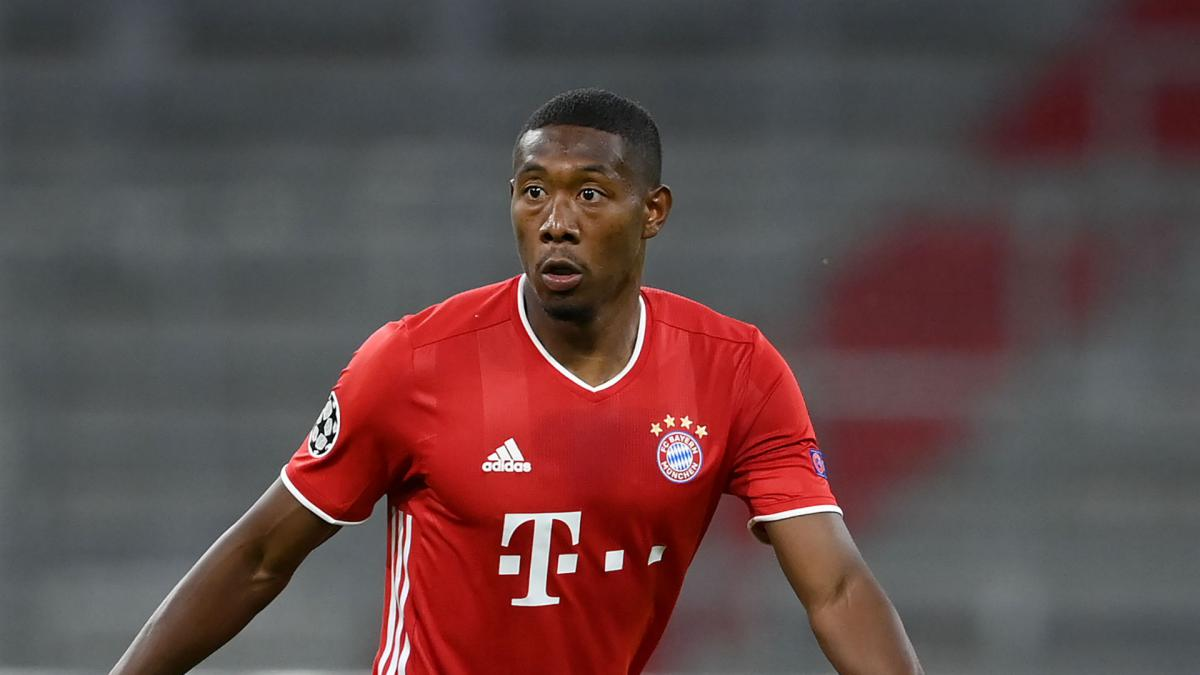 Alaba 'disappointed and hurt' by Bayern treatment after contract withdrawal