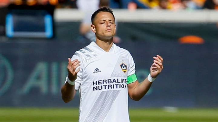 Chicharito disappointed with first season at LA Galaxy