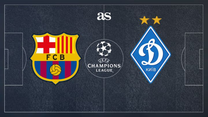 Barcelona vs Dynamo Kiev: how and where to watch - times, TV, online