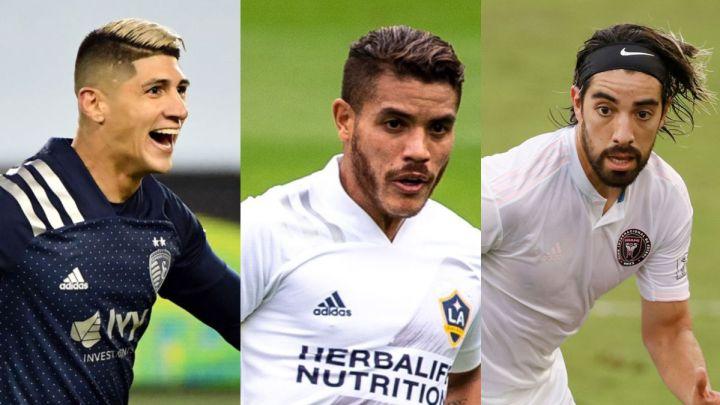 Three Mexican designated players could miss MLS play-offs