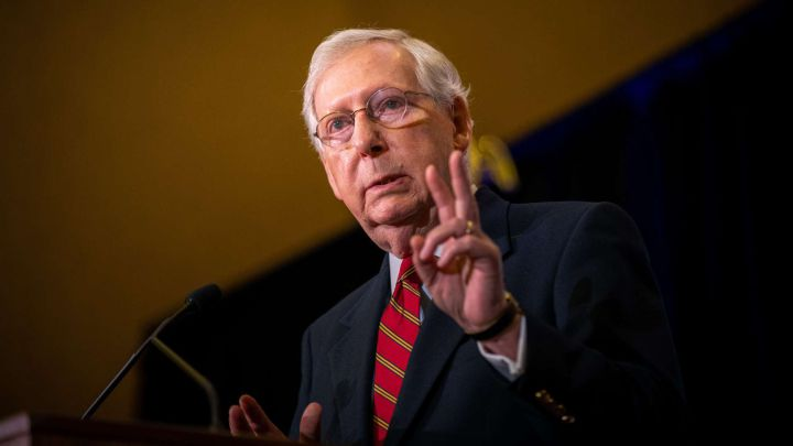 Second stimulus check: what has McConnell said about relief package?
