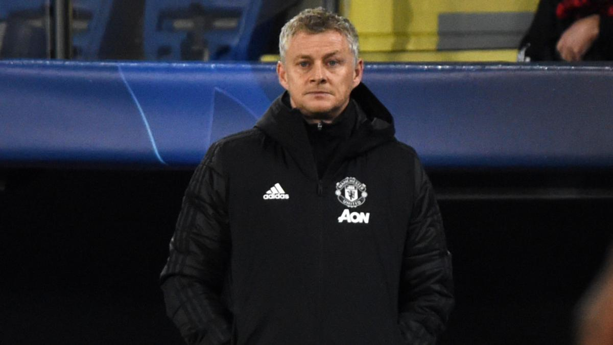 Solskjaer staying strong amid speculation over Man Utd future