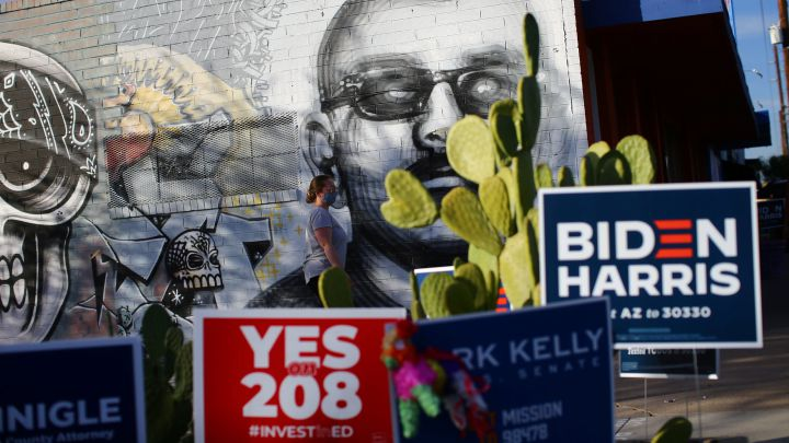 USA Elections 2020 results in Arizona: who has won the popular and college vote?