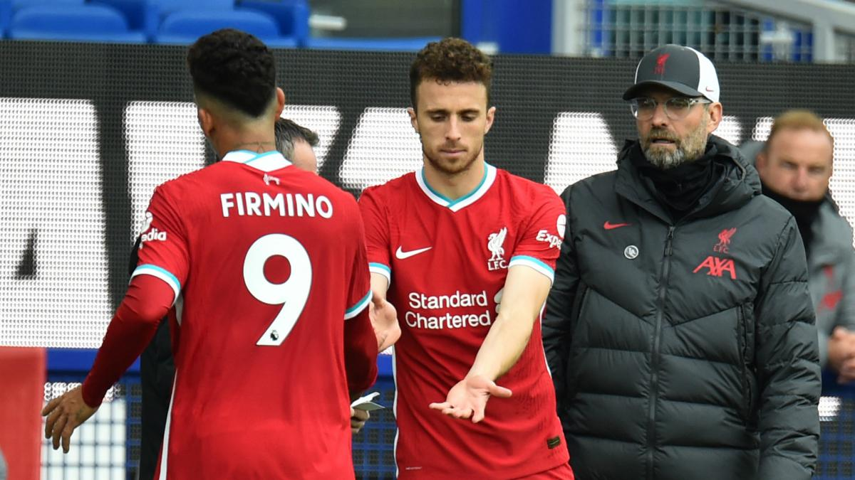 Firmino or Jota? Klopp's big decision is not as easy as it appears