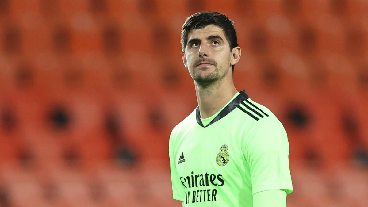 Courtois questions VAR in Real Madrid defeat to Valencia: Gomez screams and gets a penalty