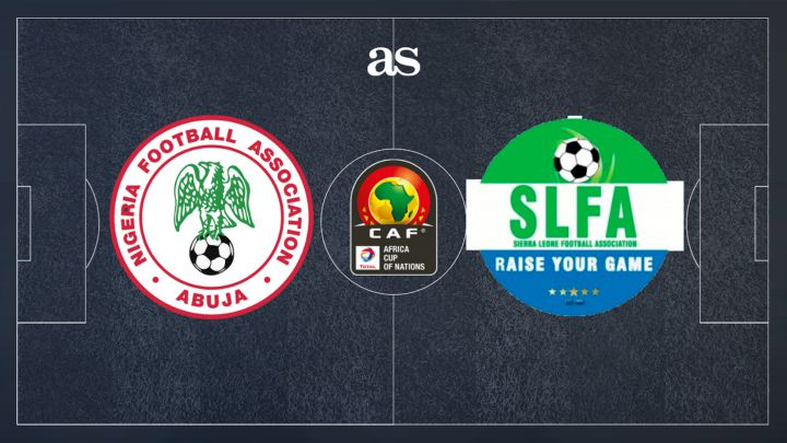 Nigeria vs Sierra Leone: 2022 CAN qualifier - how and where to watch - times, TV, online