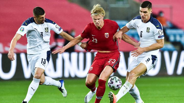Norway's Nations League clash vs Romania cancelled due to covid-19
