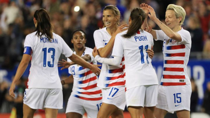 USWNT to face Netherlands on 27 November
