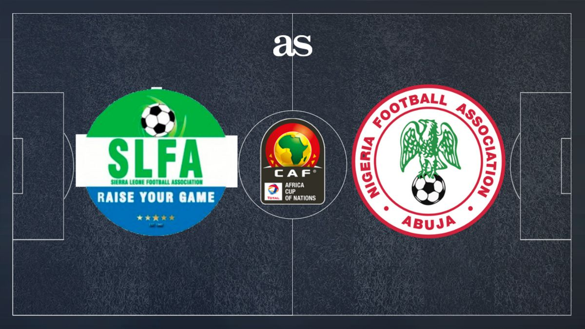 Sierra Leone vs Nigeria: how and where to watch - times, TV, online