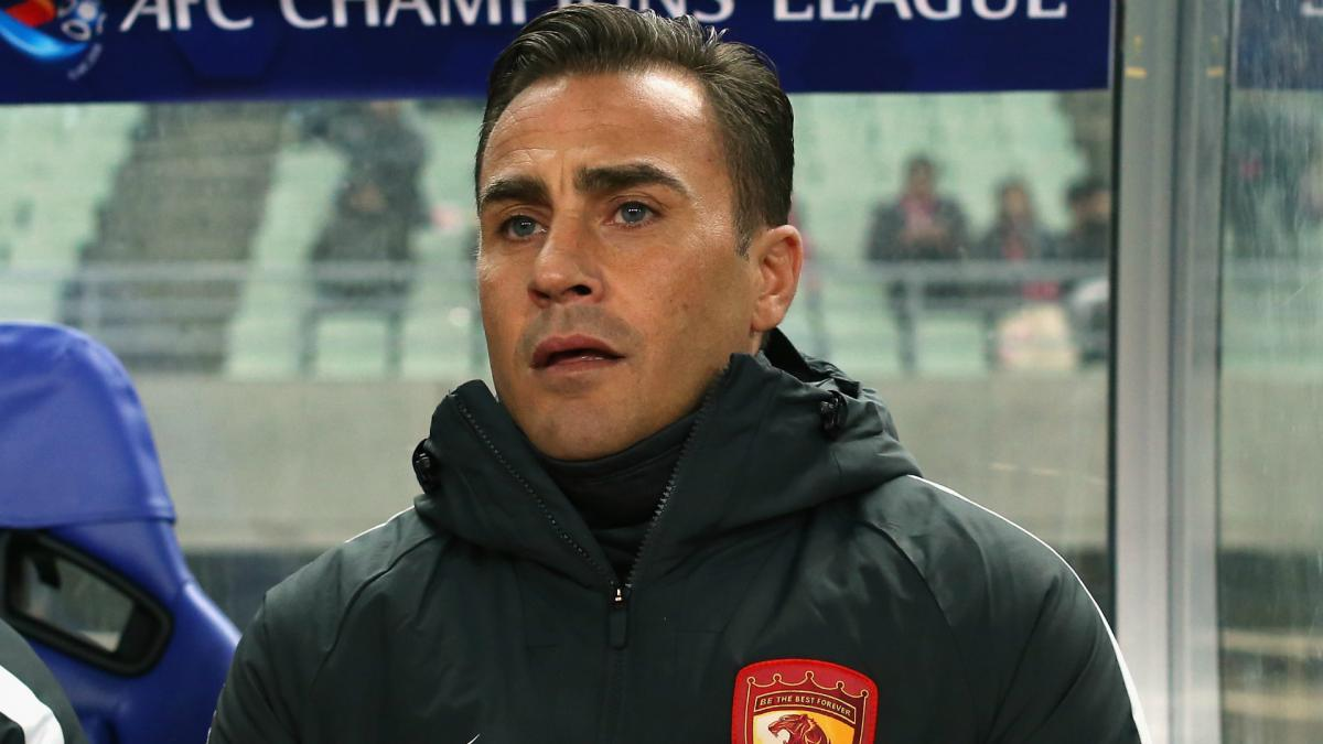 Fabio Cannavaro's son signs for Lazio