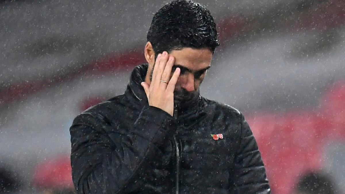 Arteta was 'shocked' by the disconnect between Arsenal and fans when appointed