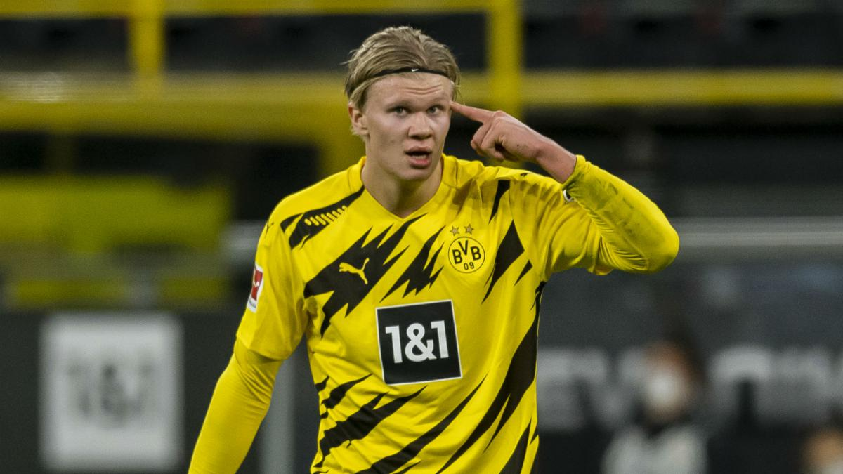 Haaland wants Dortmund trophies and is not thinking of exit