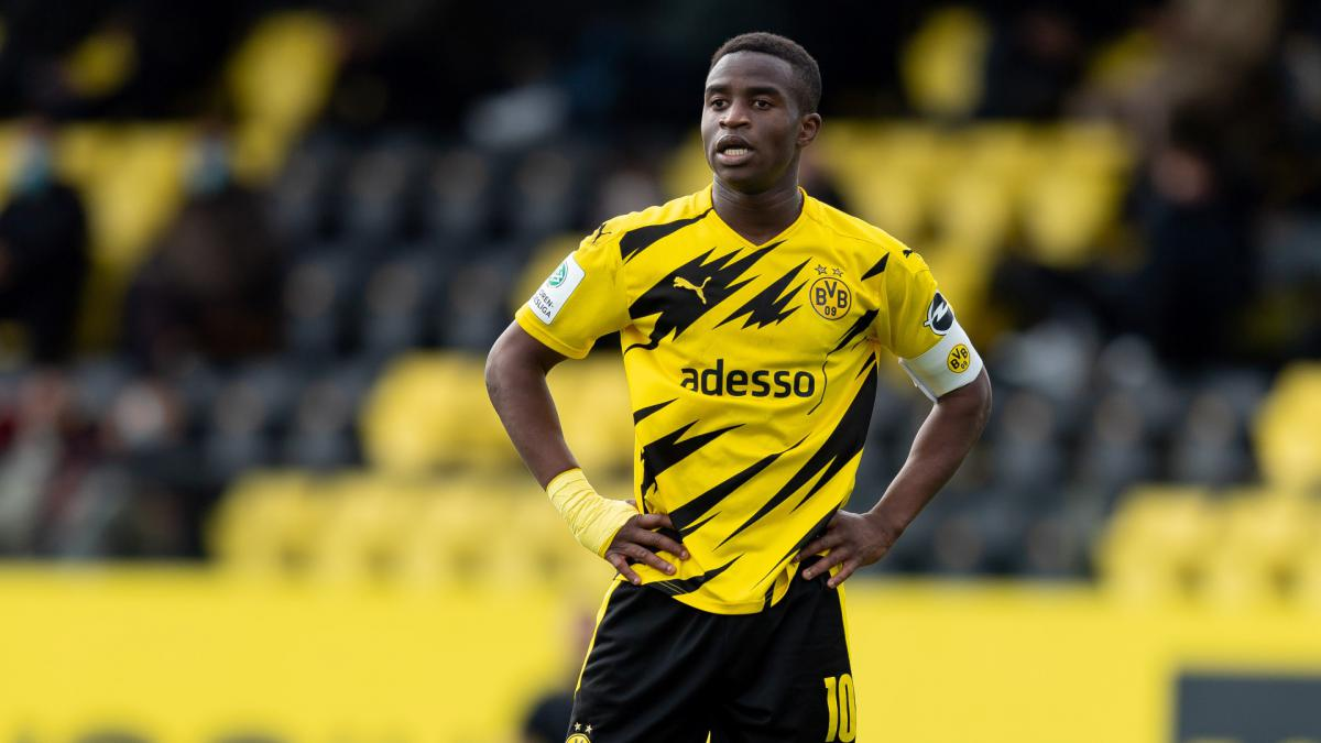 Moukoko within touching distance of history as Dortmund prodigy becomes eligible for debut