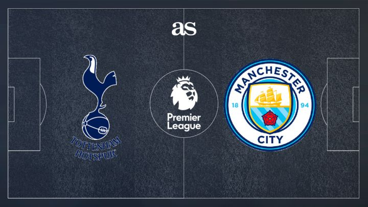 Tottenhamvs Manchester City: how and where to watch - times, TV, online