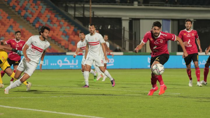 Al-Ahly enter a closed camp until the Champions League final
