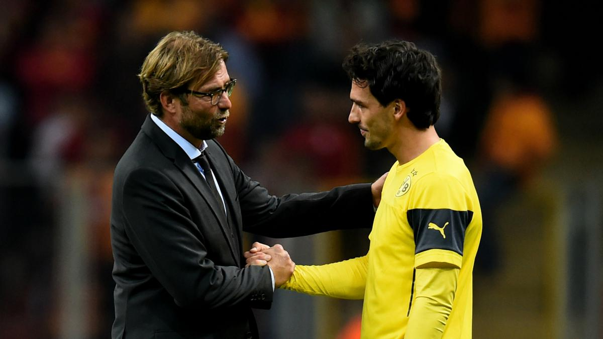 Klopp challenges Liverpool youngsters to follow Hummels and Subotic example