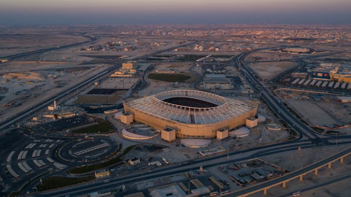 Fourth World Cup stadium ready for inauguration on 18 December