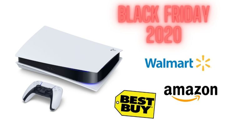 ps5 black friday walmart gamestop