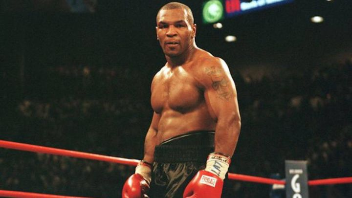 Why did Mike Tyson go to prison?