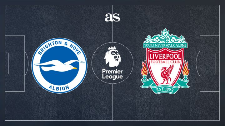 Premier League: Brighton vs Liverpool, how to watch