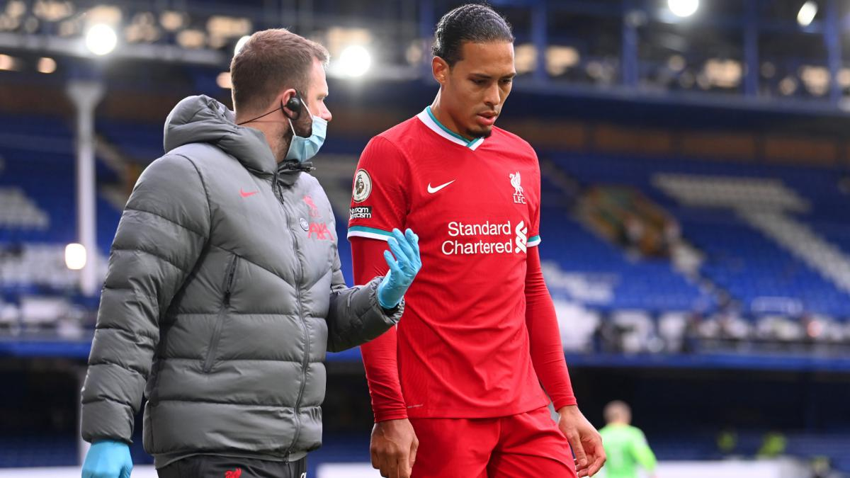 Van Dijk impossible to replace for Liverpool and Netherlands – Seedorf