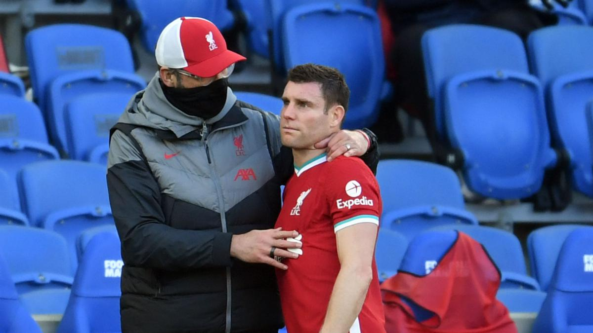 Milner 'falling out of love' with football amid ongoing VAR controversy