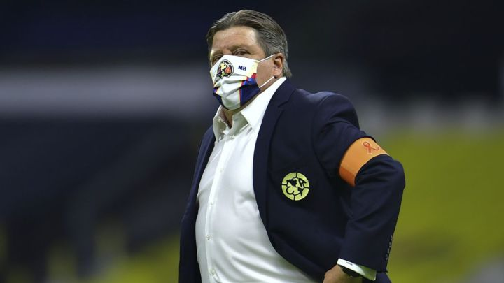 Miguel Herrera to continue as the head coach of Club América