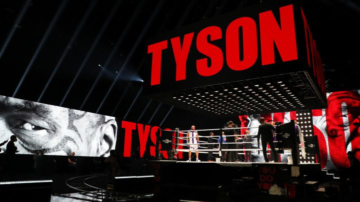 Tyson admits to smoking a joint ahead of Roy Jones fight