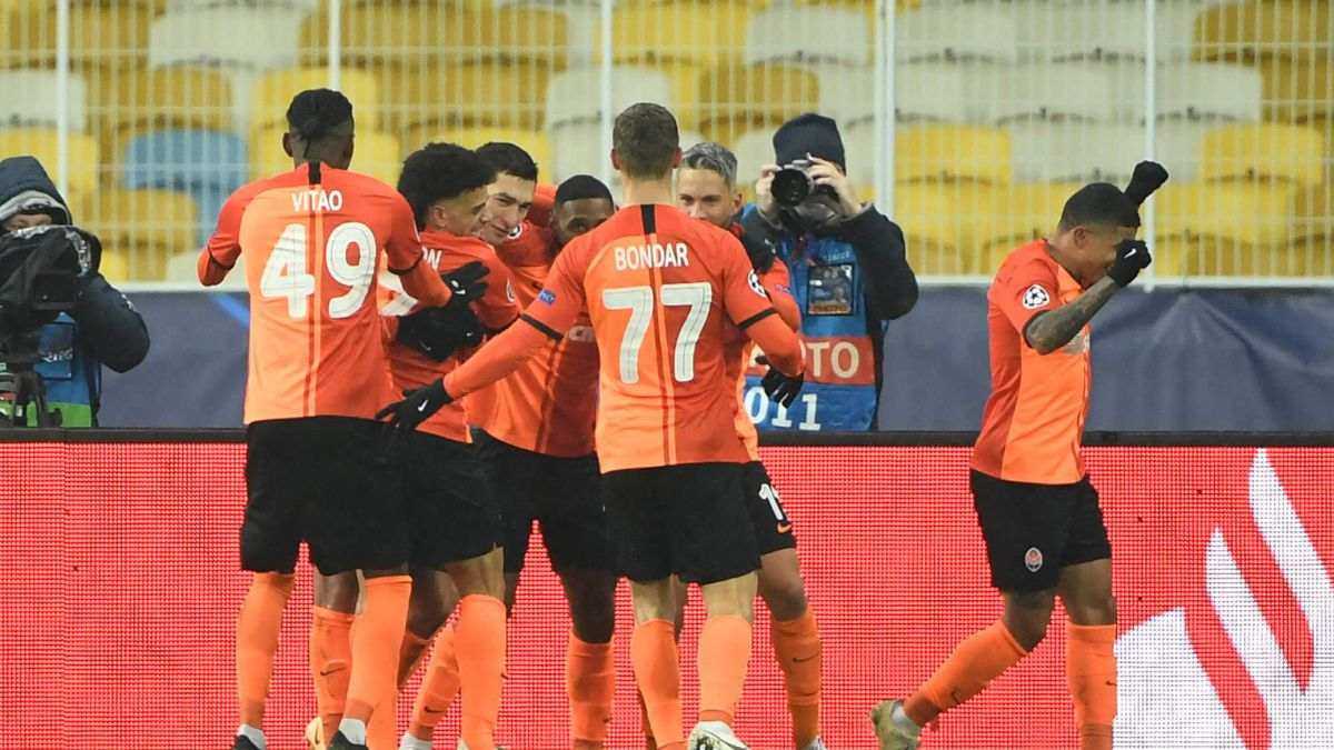 Shakhtar 2-0 Real Madrid, Champions League: results, summary and goals