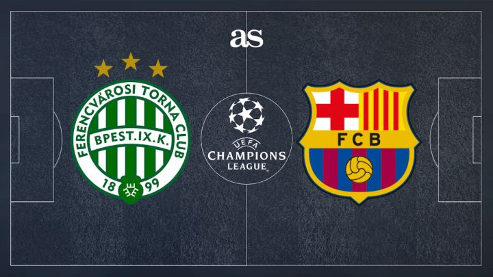 Ferencváros vs Barcelona: how and where to watch - times, TV, online