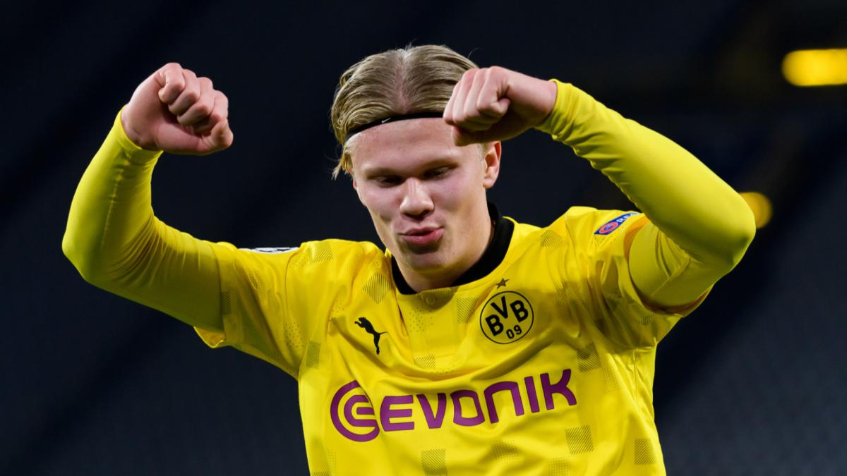 I'll be back soon – Dortmund's Haaland targets swift return